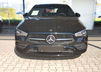 Mercedes-Benz CLA 250e Coupe Hybrid